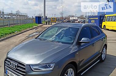 Цены Audi Q3 Внедорожник / Кроссовер
