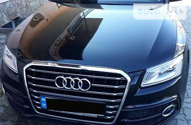 Характеристики Audi Q5 Внедорожник / Кроссовер