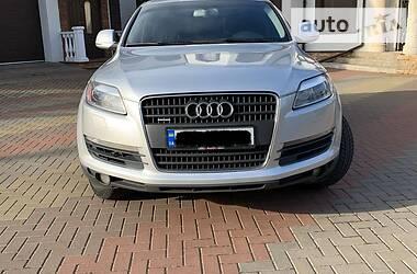 Характеристики Audi Q7 Внедорожник / Кроссовер