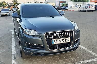 Цены Audi Q7 Внедорожник / Кроссовер
