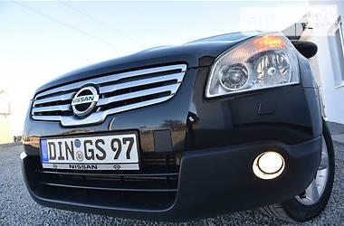Характеристики Nissan Qashqai+2 Внедорожник / Кроссовер