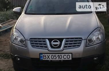 Характеристики Nissan Qashqai Внедорожник / Кроссовер