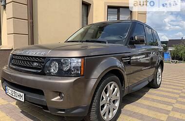 Характеристики Land Rover Range Rover Sport Внедорожник / Кроссовер