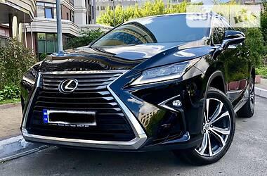 Характеристики Lexus RX 200 Внедорожник / Кроссовер
