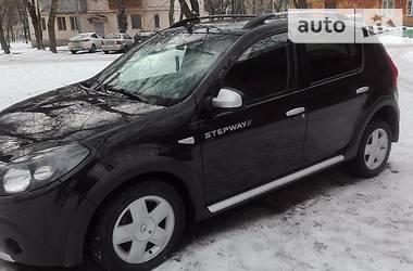 Характеристики Renault Sandero StepWay Внедорожник / Кроссовер