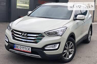 Характеристики Hyundai Santa FE Внедорожник / Кроссовер