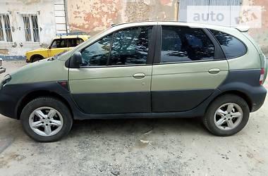 Характеристики Renault Scenic Внедорожник / Кроссовер