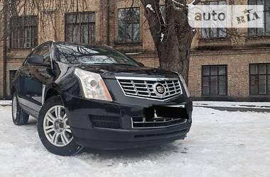 Характеристики Cadillac SRX Внедорожник / Кроссовер