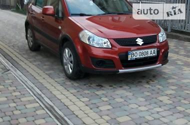 Характеристики Suzuki SX4 Внедорожник / Кроссовер