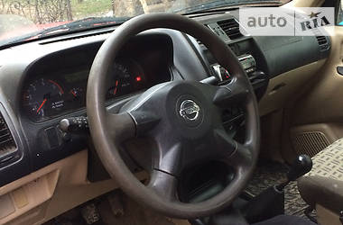 Характеристики Nissan Terrano II Позашляховик / Кроссовер
