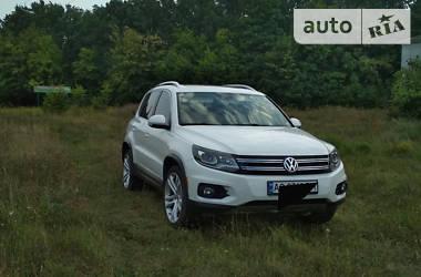 Характеристики Volkswagen Tiguan Внедорожник / Кроссовер