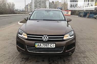 Характеристики Volkswagen Touareg Внедорожник / Кроссовер