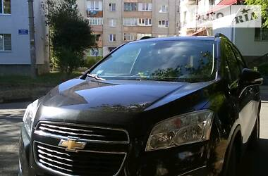 Характеристики Chevrolet Tracker Внедорожник / Кроссовер