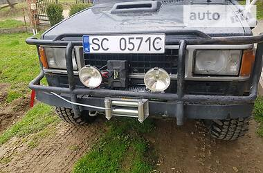 Ціни Isuzu Trooper Позашляховик / Кросовер