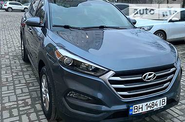 Характеристики Hyundai Tucson Внедорожник / Кроссовер
