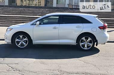 Характеристики Toyota Venza Внедорожник / Кроссовер