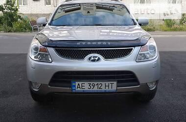 Характеристики Hyundai Veracruz Внедорожник / Кроссовер