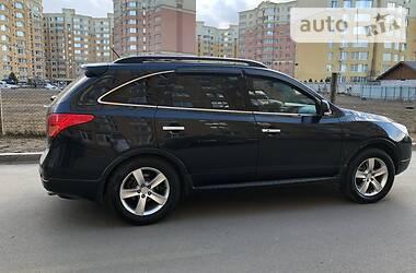 Характеристики Hyundai Veracruz Позашляховик / Кросовер