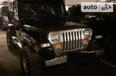 Характеристики Jeep Wrangler Внедорожник / Кроссовер