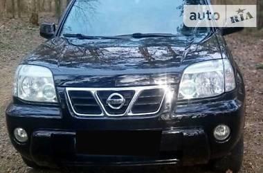 Характеристики Nissan X-Trail Внедорожник / Кроссовер
