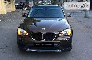 Характеристики BMW X1 Позашляховик / Кросовер