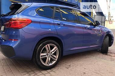 Характеристики BMW X1 Внедорожник / Кроссовер