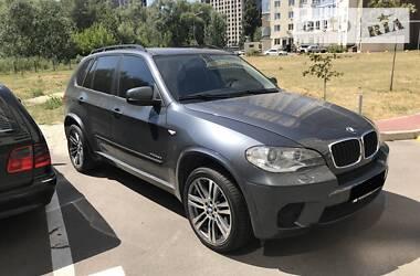 Характеристики BMW X5 Внедорожник / Кроссовер