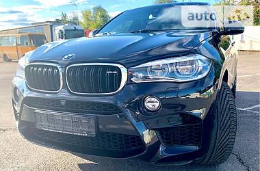 Характеристики BMW X6 M Внедорожник / Кроссовер