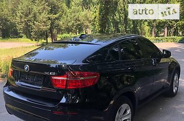 Характеристики BMW X6 Внедорожник / Кроссовер