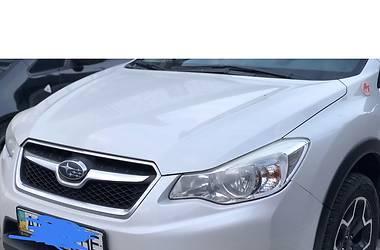 Характеристики Subaru XV Позашляховик / Кроссовер