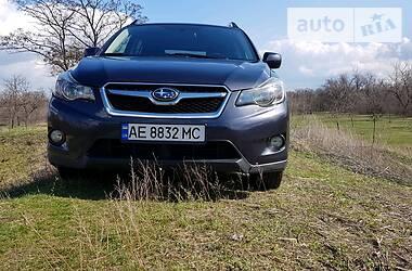 Характеристики Subaru XV Позашляховик / Кросовер