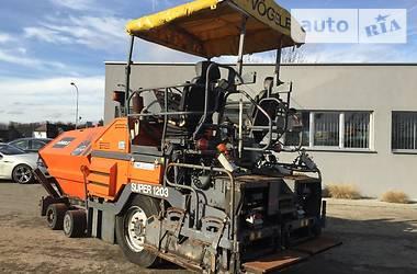 Vogele Super 1203 2003