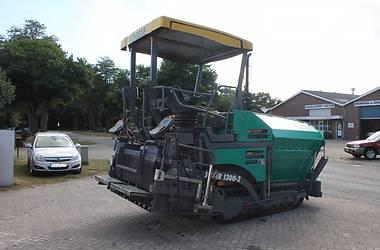 Vogele Super 1300-2 Ergoplus 2010