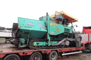 Vogele Super 1800 2004