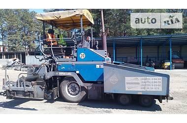 Vogele Super  2004