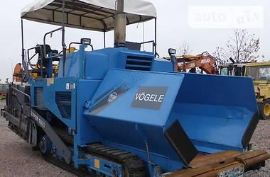 Vogele Super 1600. с НДС 2002