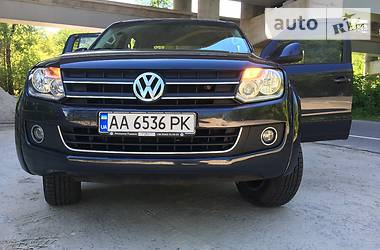 Volkswagen Amarok Bi-turbo 4 Motion  2012