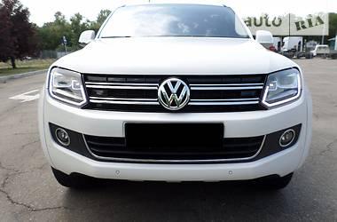 Volkswagen Amarok Rancho 2015
