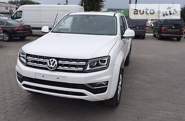 Volkswagen Amarok VOLCANO 4MOTION 2018