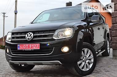 Volkswagen Amarok Highline 2014