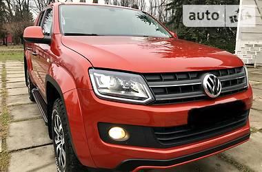 Volkswagen Amarok CANYON 2015