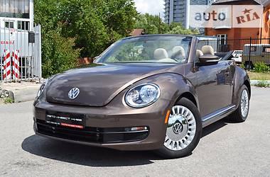 Volkswagen Beetle Convertible 1.8AT 2015