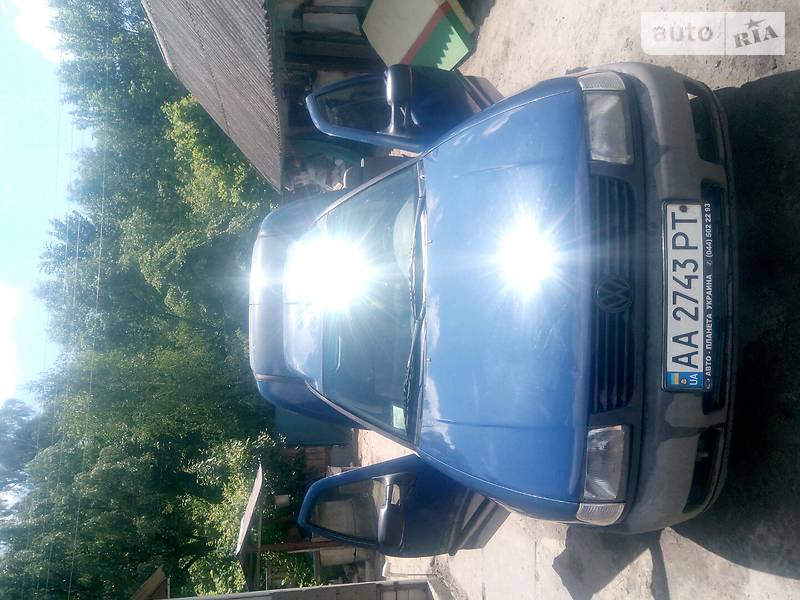 Volkswagen Caddy груз-пас