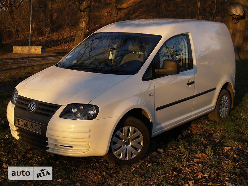 Volkswagen Caddy груз.