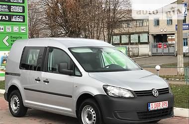 Volkswagen Caddy груз. 1.6 TDI 77кВт 2012