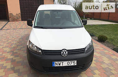 Volkswagen Caddy груз. Webasto Full 2013
