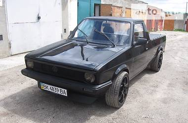 Volkswagen Caddy груз.  1988
