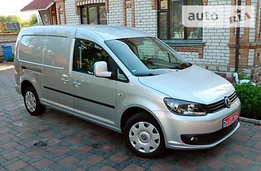 Volkswagen Caddy груз. 2.0 TDI Maxi 2014