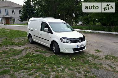 Volkswagen Caddy груз. MAXI 75kw 2011