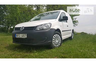 Volkswagen Caddy груз. Webasto, A/C, 75 Kwt 2012